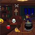 Toll Halloween Witch Room Escape