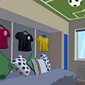 Toll Soccer House Escape