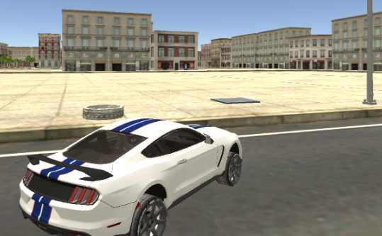 Top Speed 3D Game