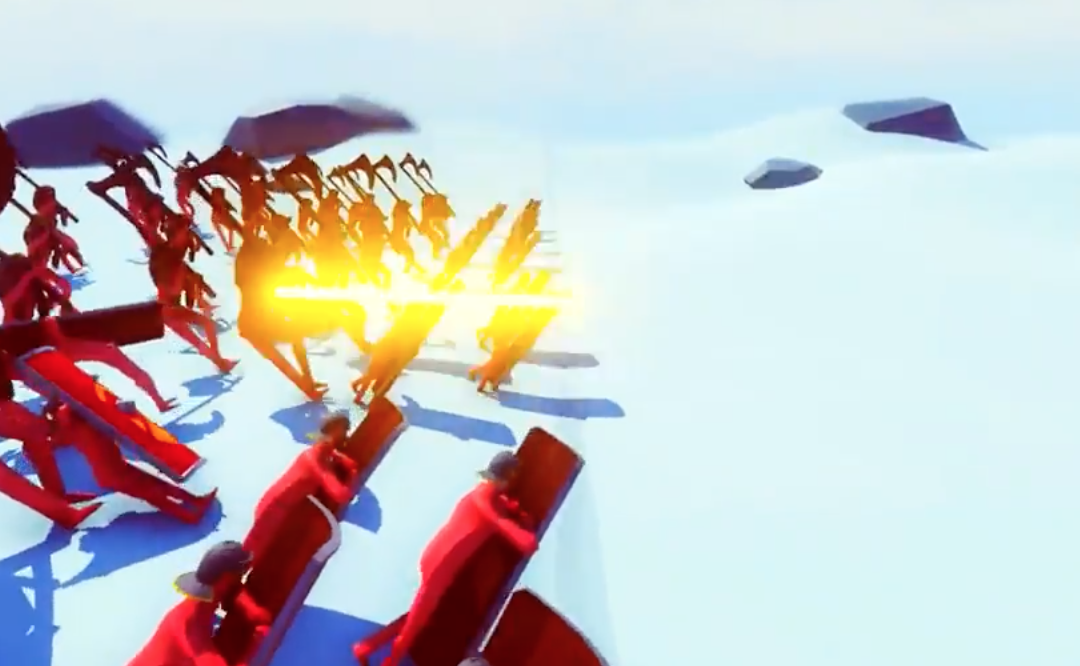 Totally Accurate Battle Simulator (T.A.B.S.)