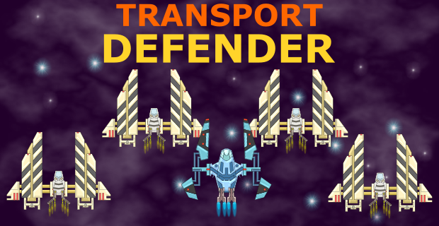 Transport Defender - on Armor Games