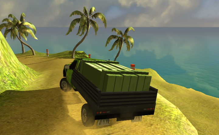 Tropical Delivery 3D