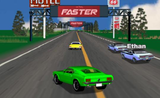 V8 Race