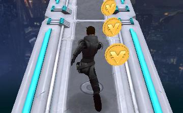 Valerian Space Running