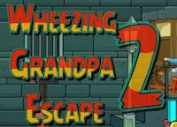 Wheezing Grandpa Escape 2