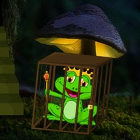 Wow King Toad Escape