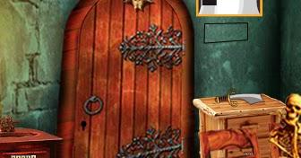 Yolk Hallows Eve House Escape