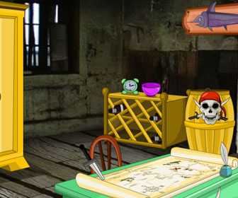 Yolk Royal Casket Treasure Escape