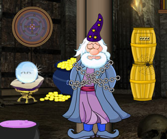 Yolk Unlock Older Wizard Escape