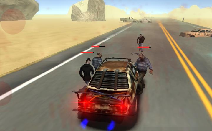 Zombie Dead Racing