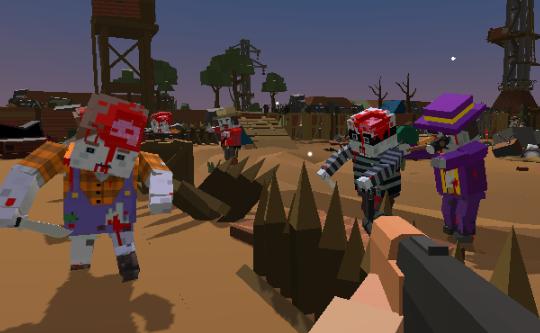 Zombie Siege Outbreak 3D