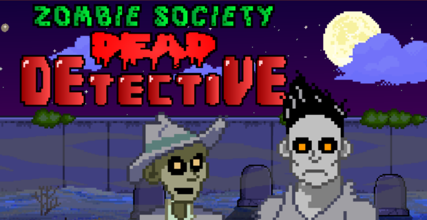 Zombie Society - Dead Detective - on Armor Games