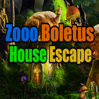 Zooo Boletus House Escape