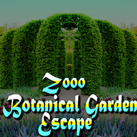 Zooo Botanical Garden Escape